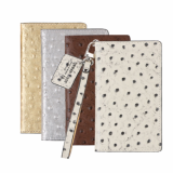 Ostrich Pattern Filp Leather phone case
